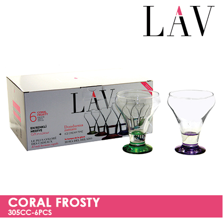 CORAL-FROSTY