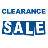 HOT Rainy Day Clearance Sale!