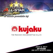 Kujaku Joins Playpark All-Stars 2017