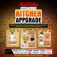 Cake Boss Joins True Value Project KITCHEN APPGRADE