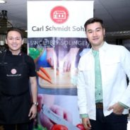 Learn to cook like a pro with Carl Schmidt Sohn and Chef Jam!