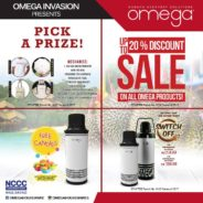 Get ready for the Omega Invasion in Davao!