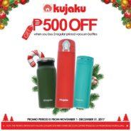 Kujaku Holiday Season Promo!