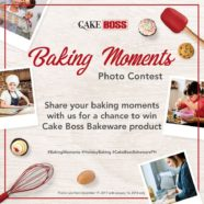 Show off your baking skills this holiday season!