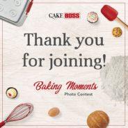 Cake Boss Baking Moments Photo Contest Winners!