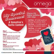 """Omega """"My Special Someone"""" Valentine's Contest!"""
