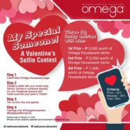 "Omega ""My Special Someone"" Valentine's Contest!"