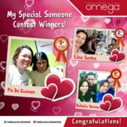My Special Someone Contest Winners!