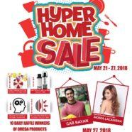Omega Hyper Home Sale!