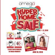 Omega Hyper Home Sale at SM City Fairview!
