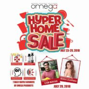 The Omega Hyper Home Sale is Coming to SM Hypermarket Bacoor!