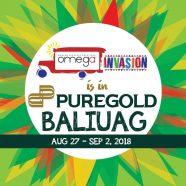 The Omega Invasion Goes to Puregold Baliuag!